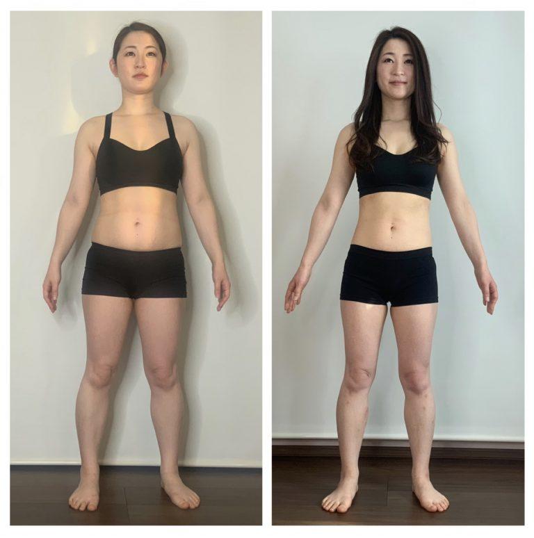体を変えるパーソナルトレーニングは女性の人生を変える。